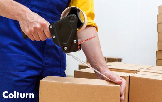 Colturn International delivery